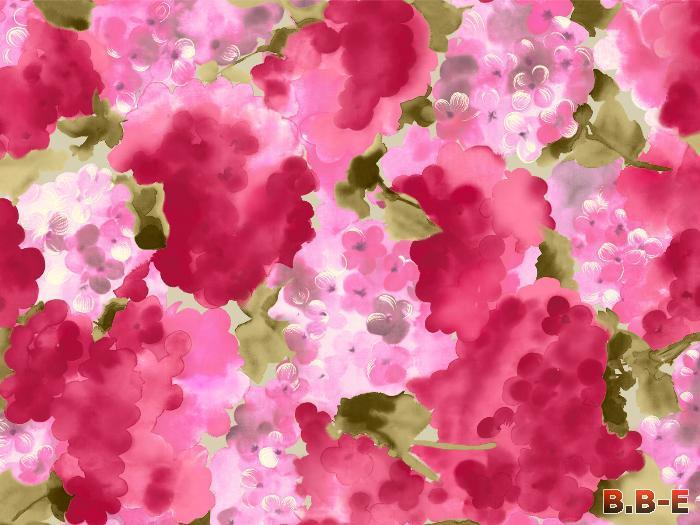 Flowers Paintings - Цэцэг