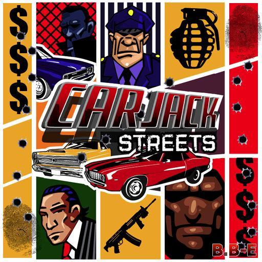 Car Jack Streets PSP