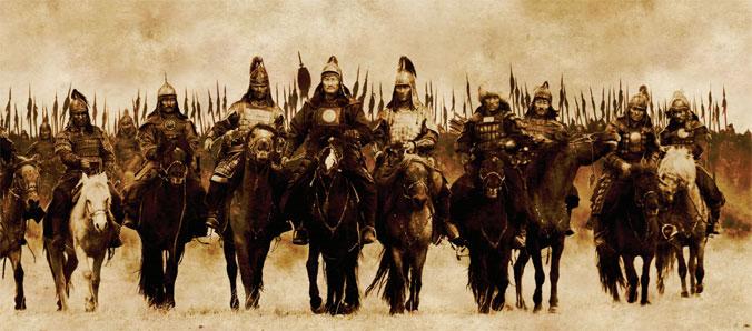 Равдан - Үхэр Монголын уур хилэн